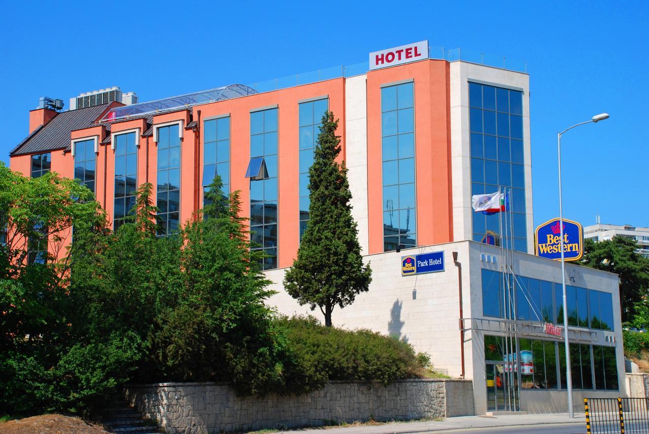 Best Western Park Hotel във Варна