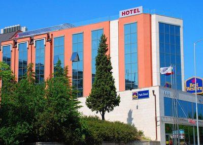 Best Western Park Hotel in Varna