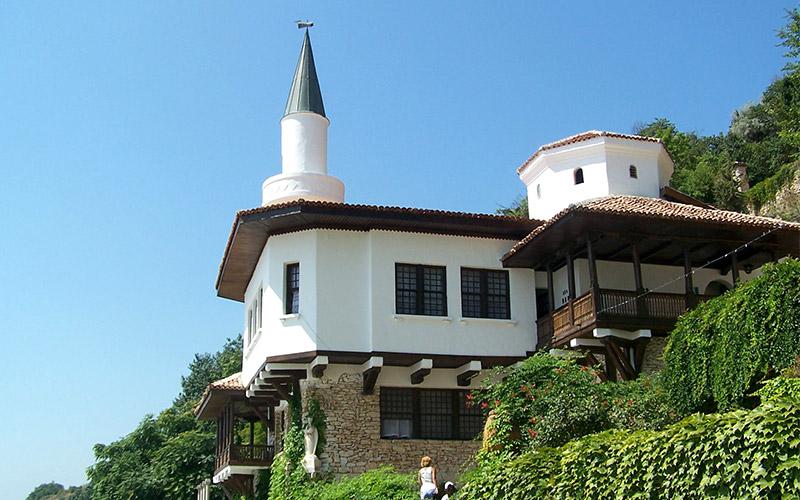 Balchik Palace, Bulgaria