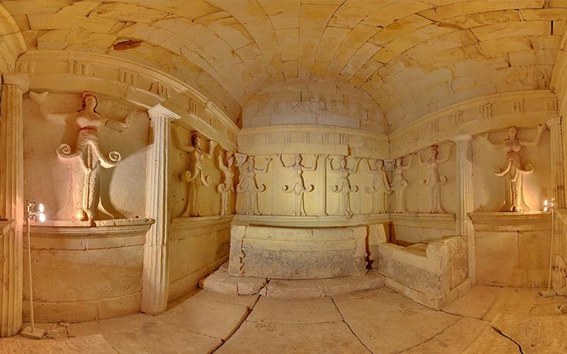 Sveshtari Tomb, Bulgaria