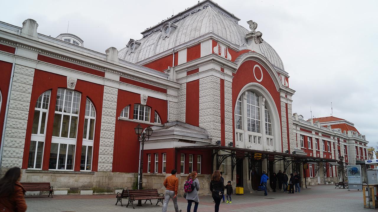 Poseti Centralna Zhp Gara Varna I Opoznaj Grada S Varna City Card