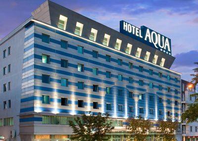 Хотел Aqua във Варна
