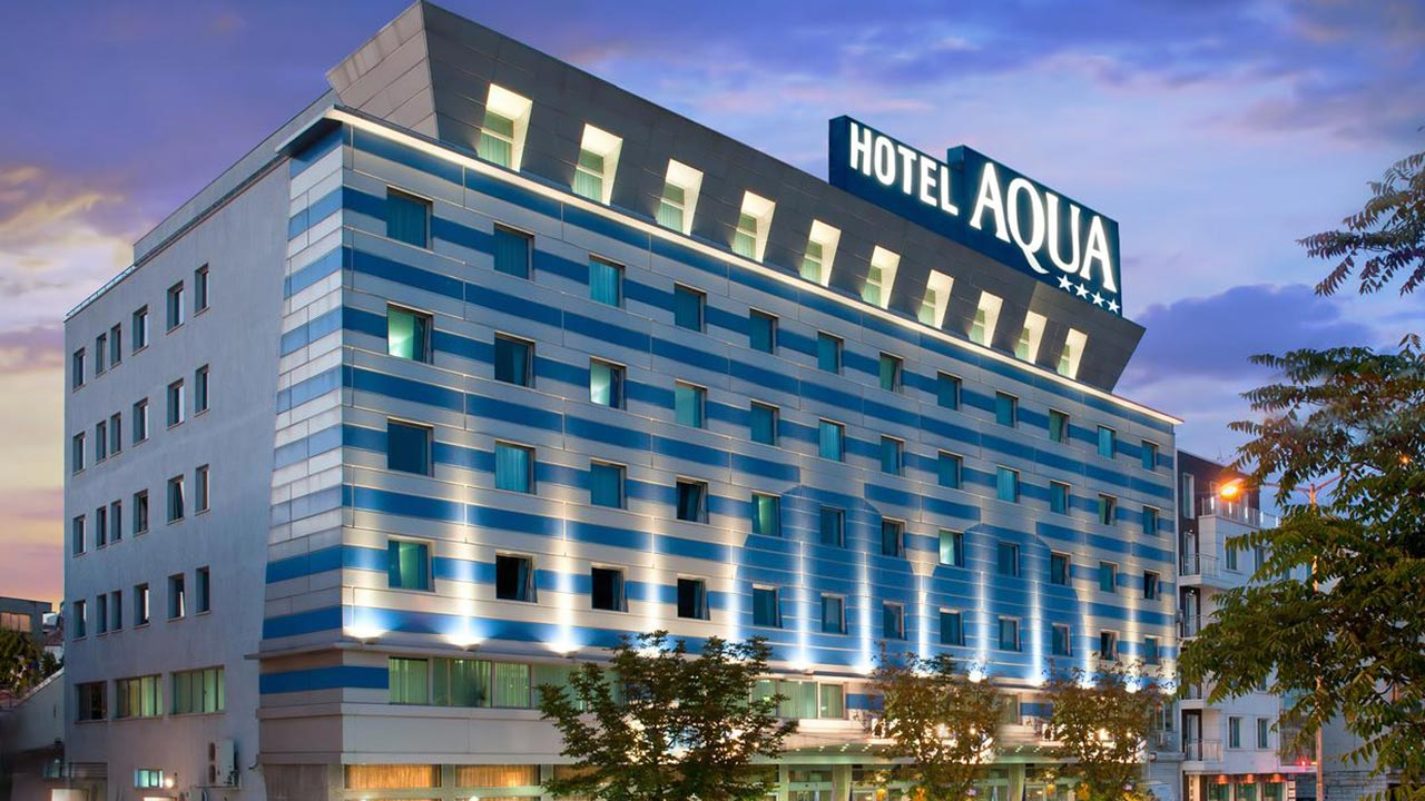 Hotel Aqua in Varna