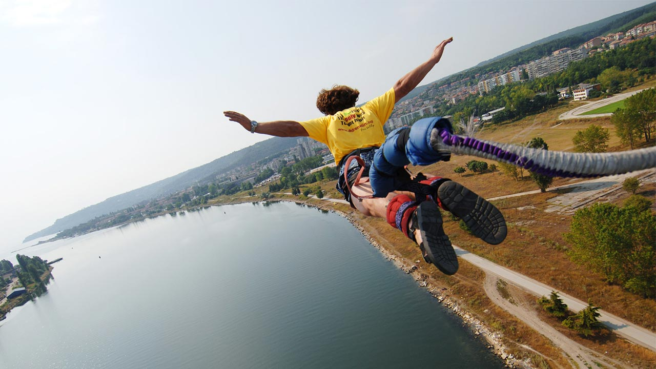 Adrenalin Club and Bungee Jumps in Varna