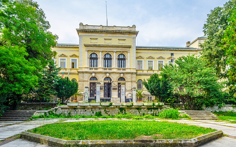 Archaeological Museum Varna