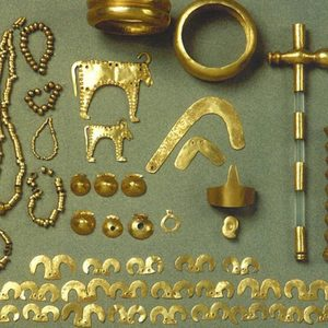 Археологически музей и златното съкровище във Варна