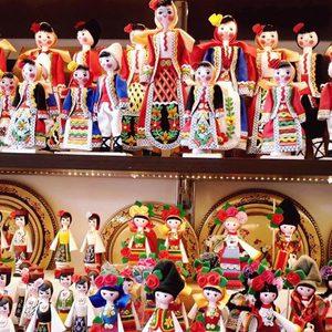 Balkanik Shop for Traditional Souvenirs in Varna