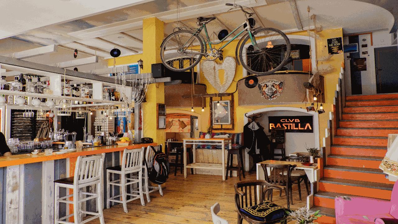 Bar Pampero in Varna