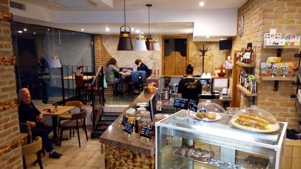 Cafe Muro in Varna
