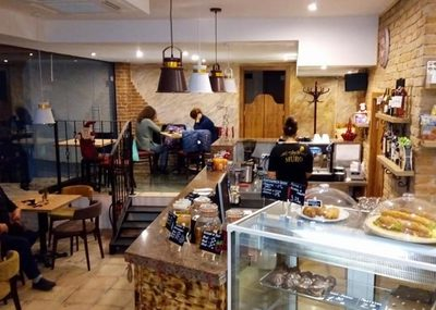Кафе сладкарница Муро във Варна