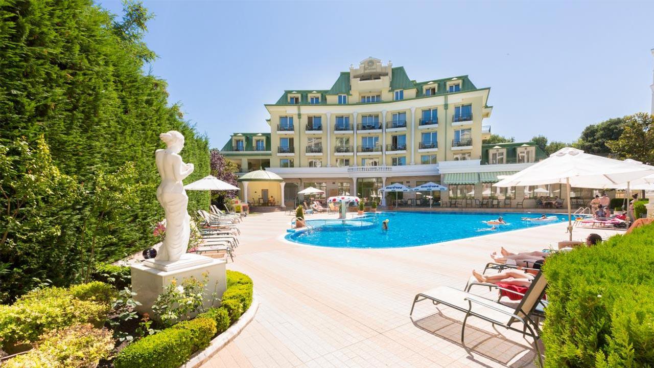 Hotel & SPA Romance Splendid в Св. Св. Константин и Елена