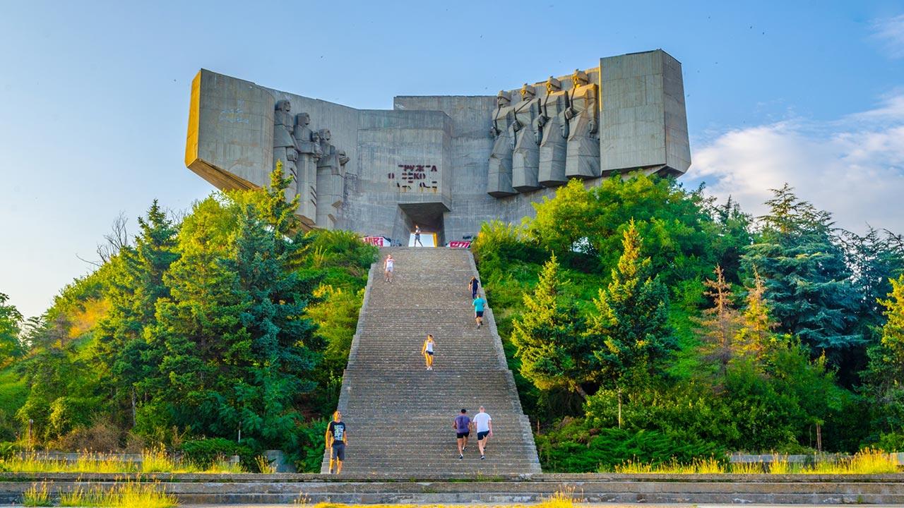 Парк-Паметник на българо-светската дружба във Варна
