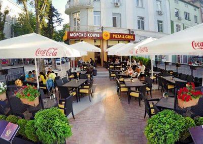 Пицария Морско Конче във Варна