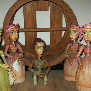 Puppet museum in Varna