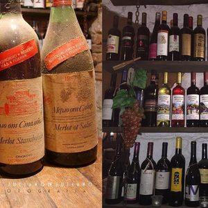 Restaurant Wine Cellar Darzalas in Varna
