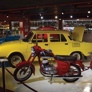 Retro Museum and Wax Museum in Varna
