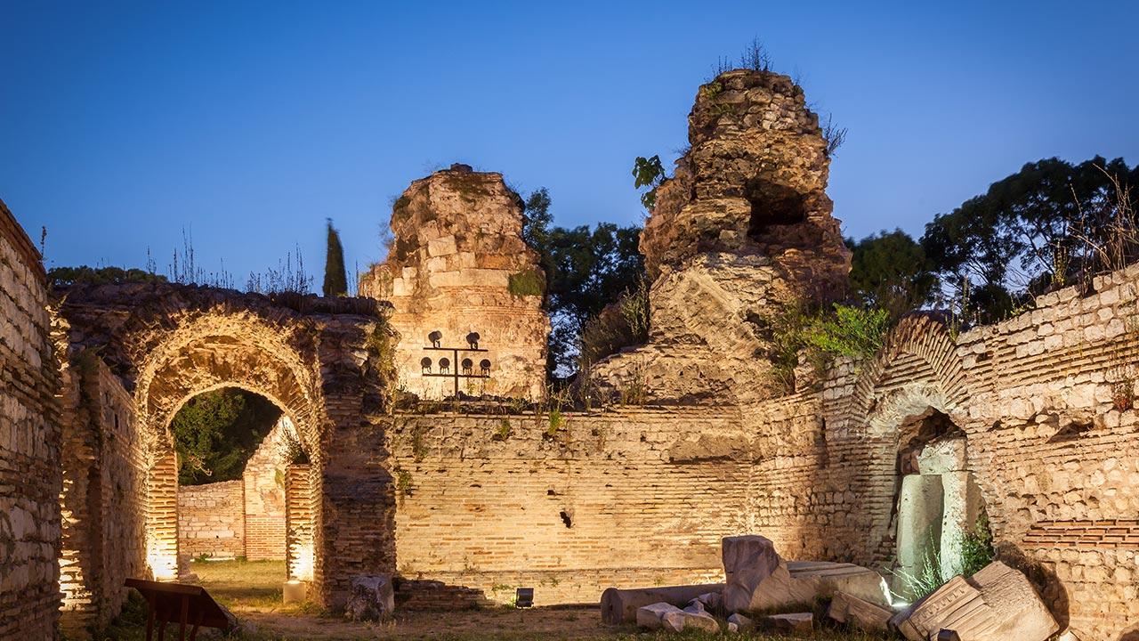 Римски терми във Варна