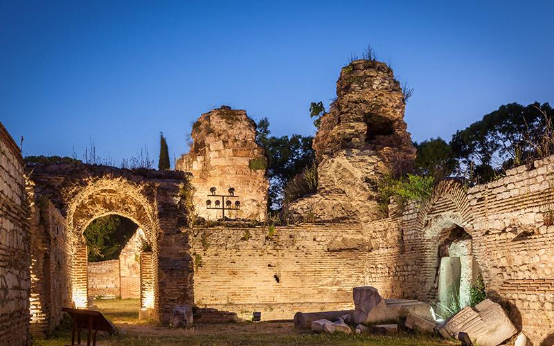 Roman Thermae, Varna