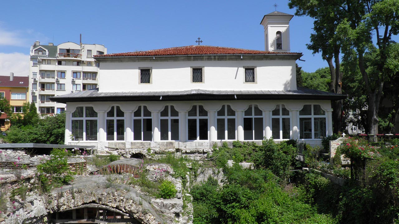St. Athanasius Church in Varna