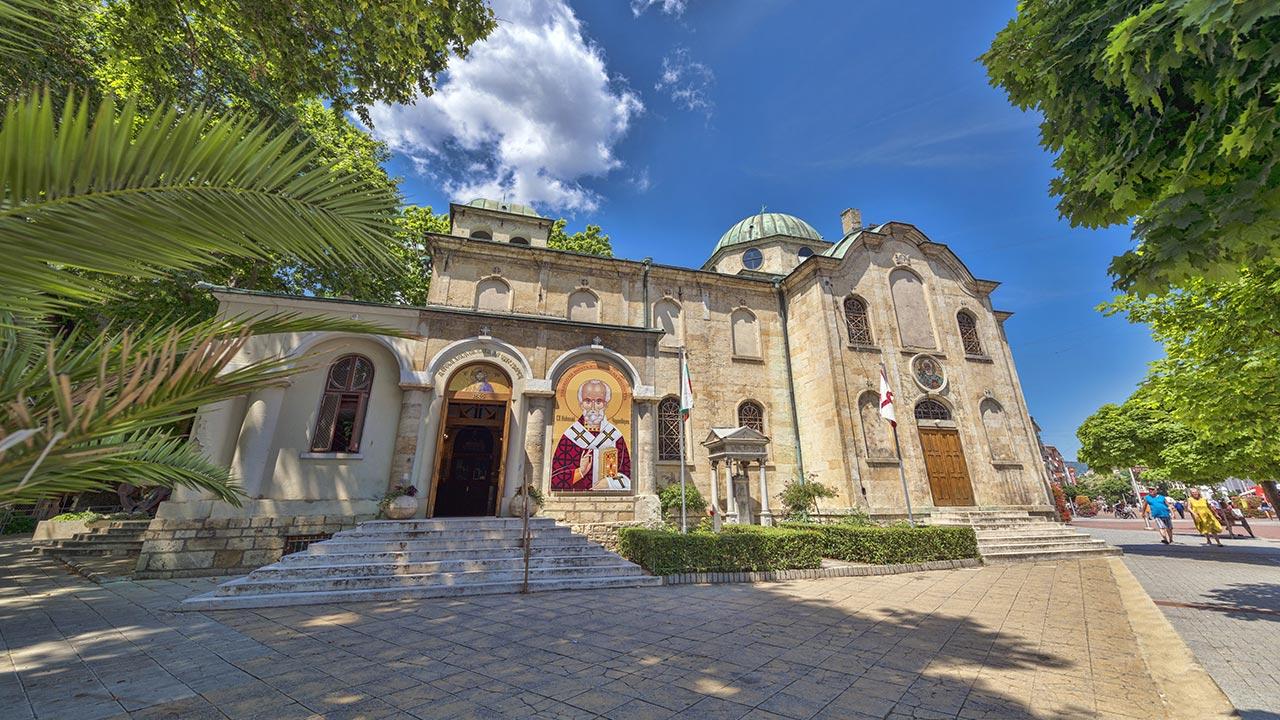 St. Nicholas Church in Varna