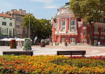 State Opera Theatre in Varna