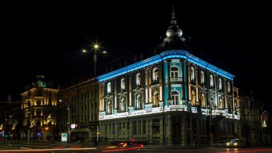 The Navy Club in Varna
