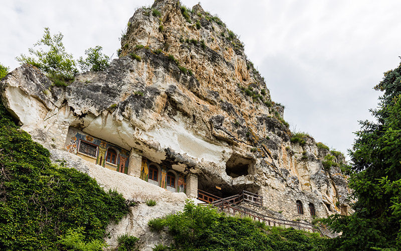 Basarbovo Monastery, Bulgaria