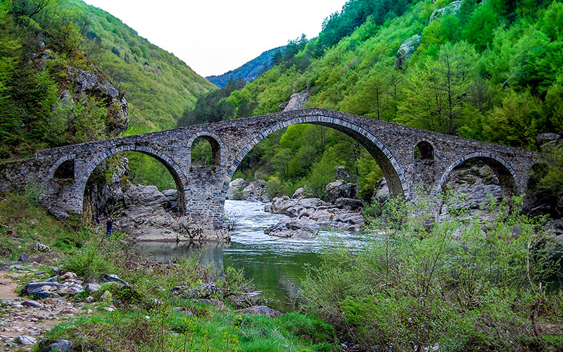 Devil's Bridge, Bulgaria