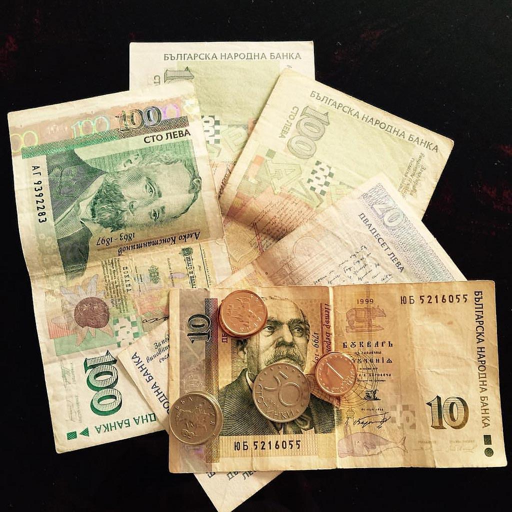 varna-bulgarian-money