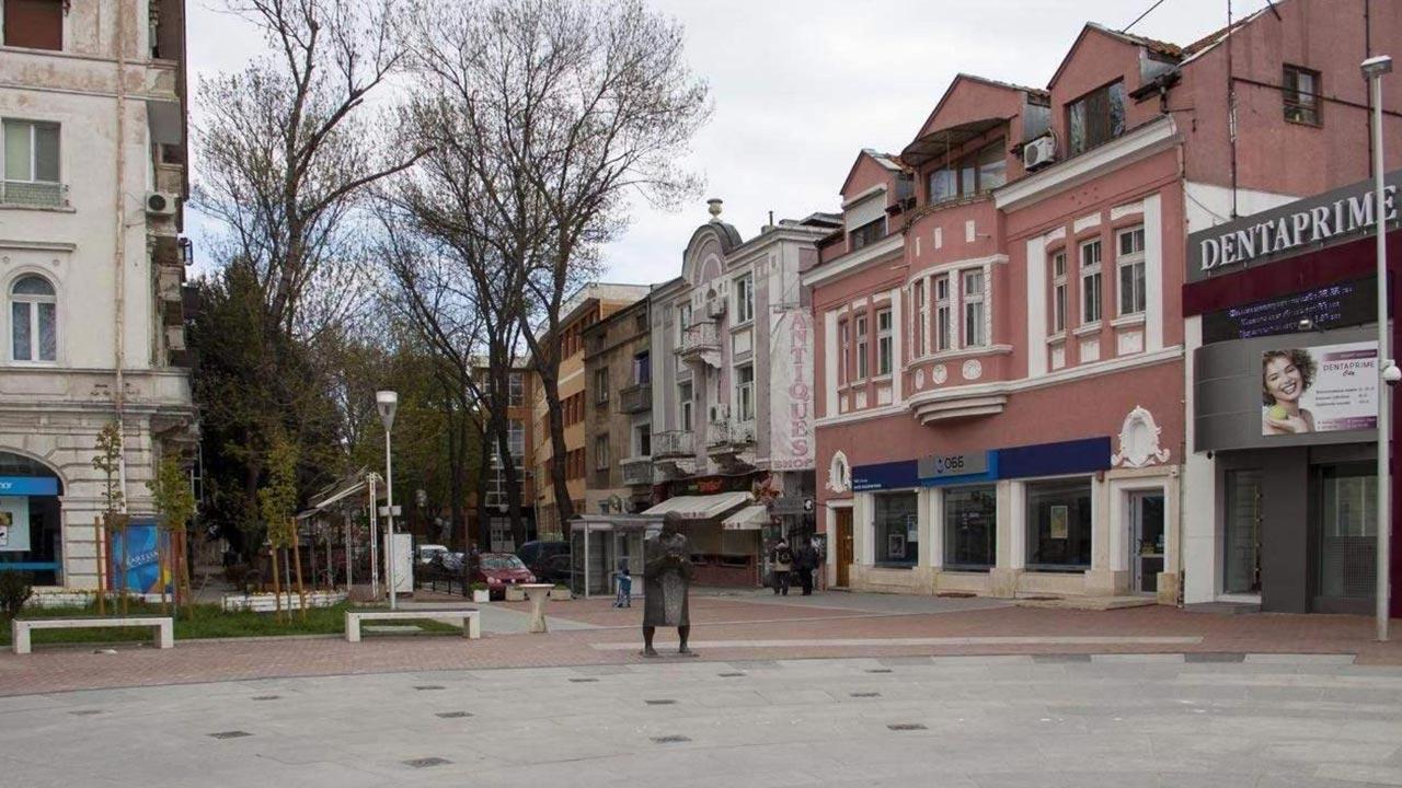 Gagarin House във Варна