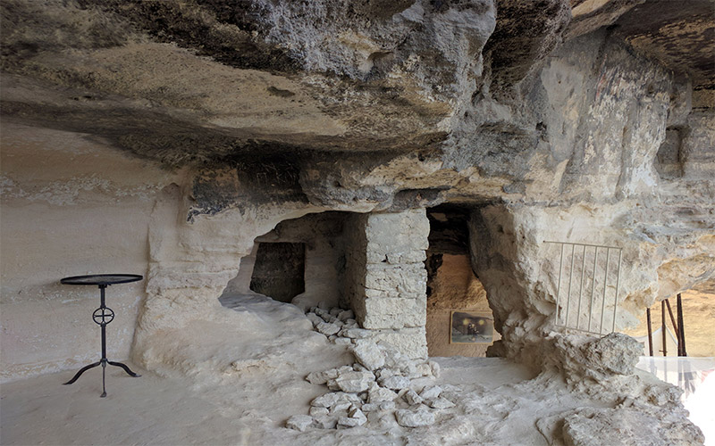 Aladzha Monastery in Varna