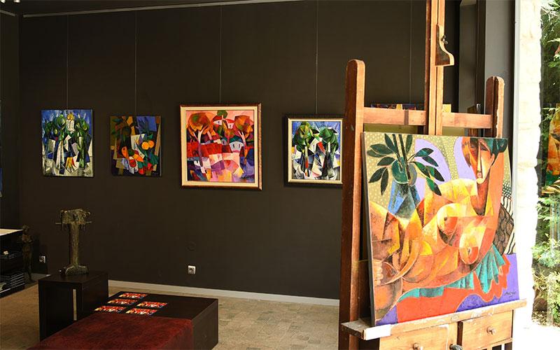 Art Gallery Le Papillon in Varna
