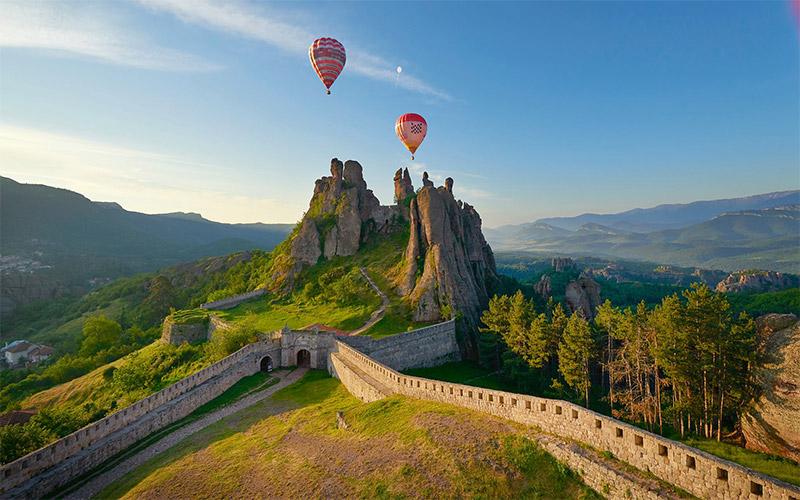 Balloon flight with Club Adrenalin Varna