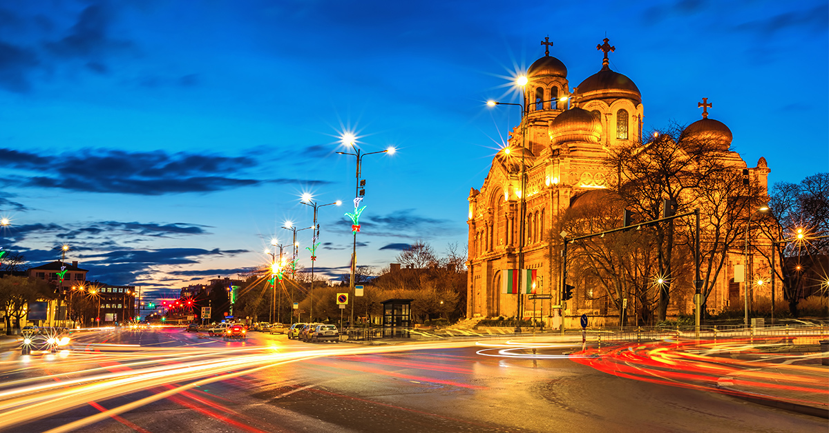 Discover Varna In 24 Hours