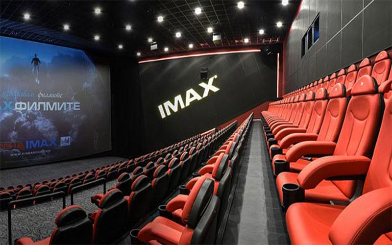 Imax Arena Cinema in Grand Mall Varna