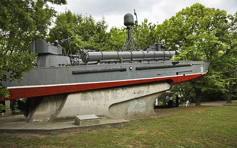 Naval Museum Varna
