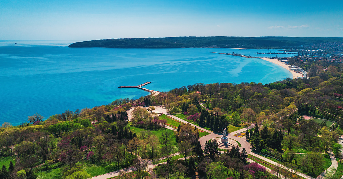 This Is Why You Should Visit Varna: The Sea Capital Of Bulgaria