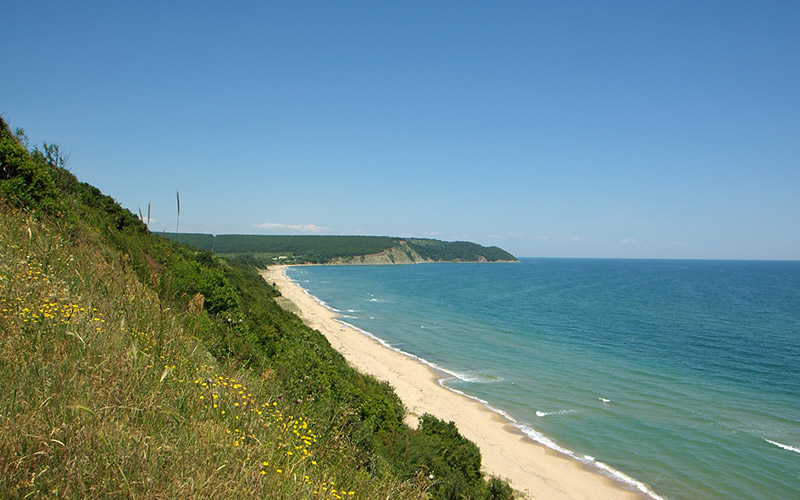 Irakli beach, Bulgaria
