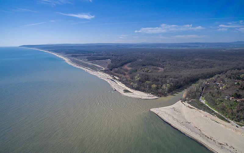 Kamchia beach, Bulgaria