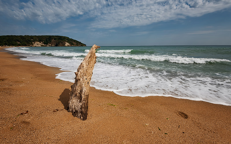 Kara dere beach, Bulgaria