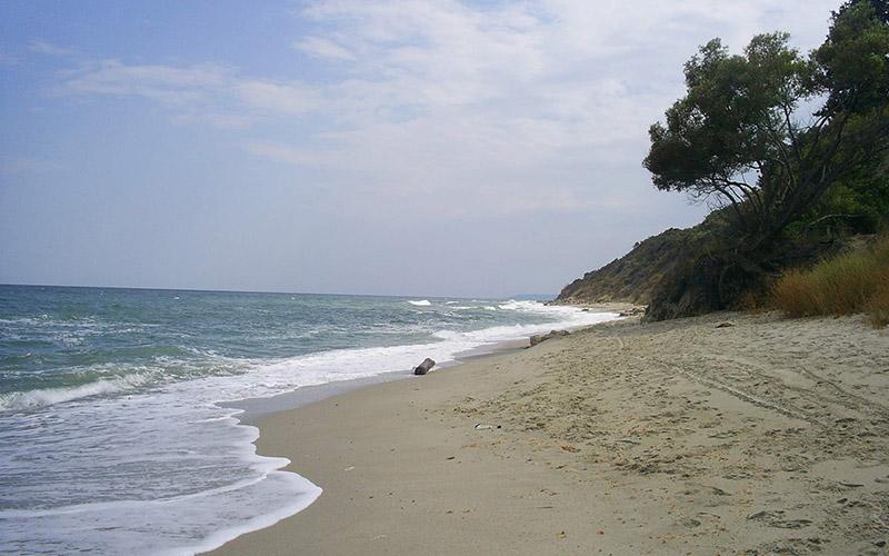 Pasha dere beach, Bulgaria