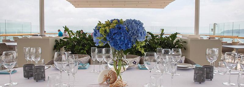 The Sea Terrace Restaurant, Varna