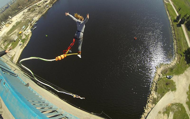 Varna Bungee Jumping Adrenalin
