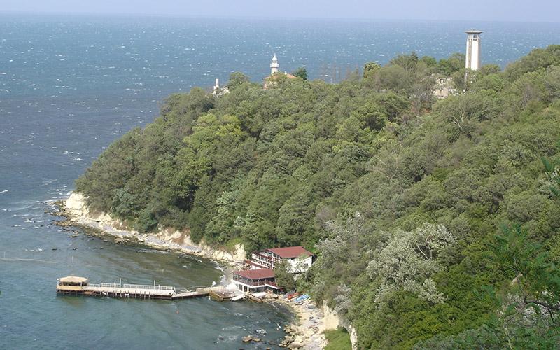 Panoramic site Galata, Varna