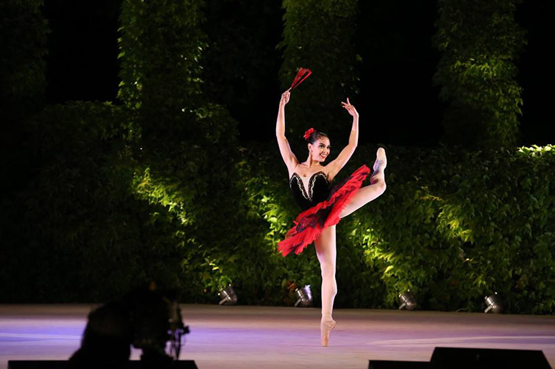 International Ballet Competition, Varna