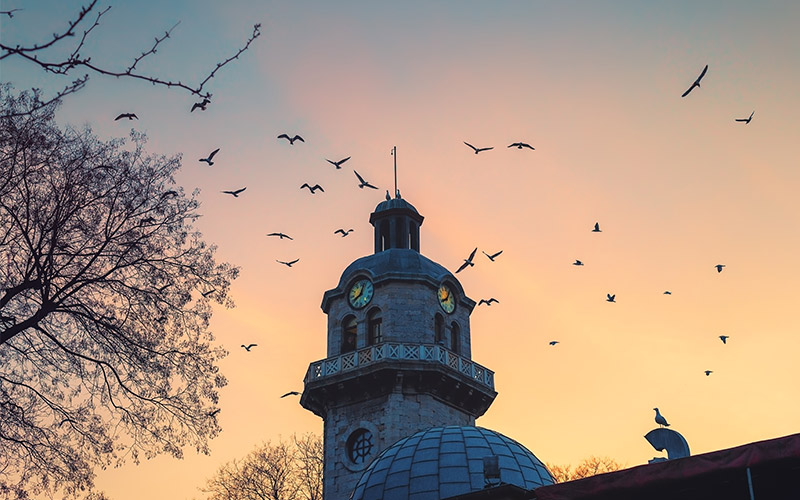 Varna landmarks