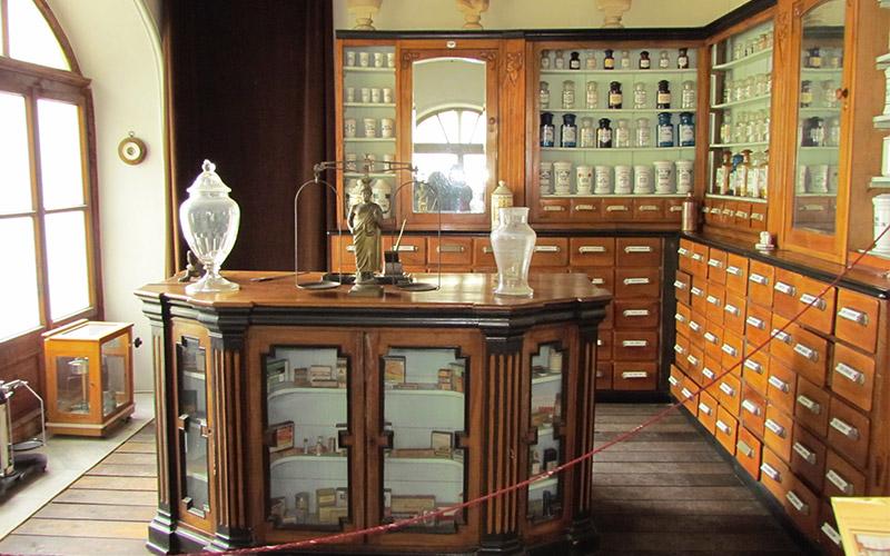 Музея на медицината във Варна