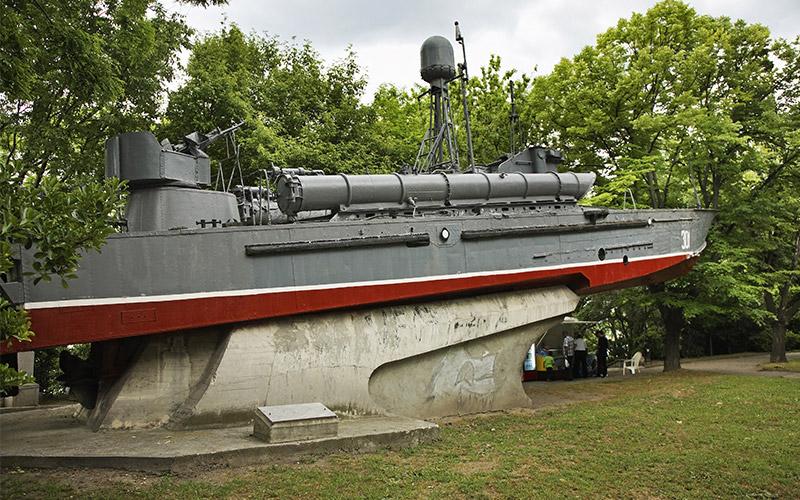 Naval Museum, Varna