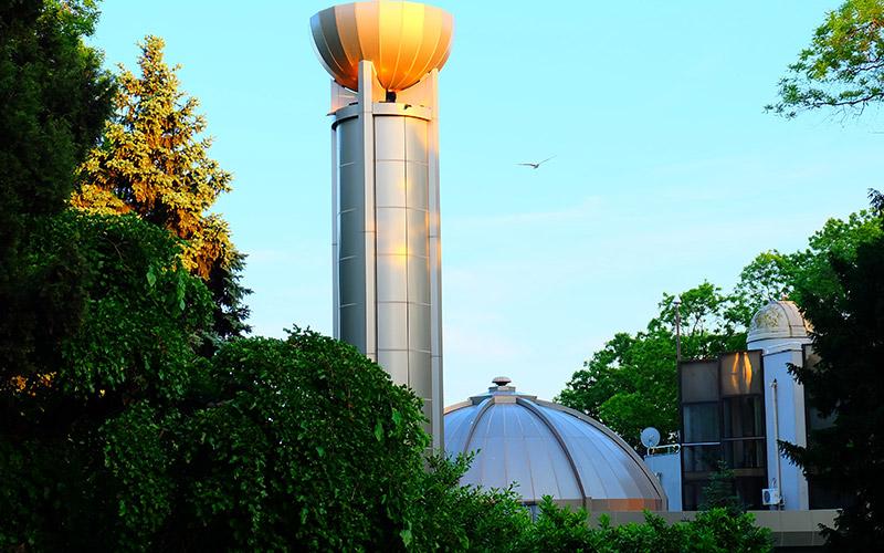 The Copernicus Astronomy Complex Planetarium, Varna