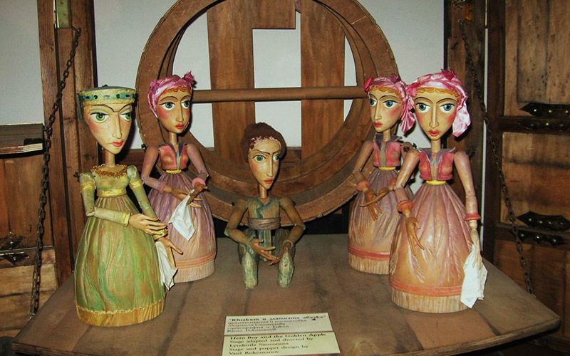 Puppet Museum, Varna